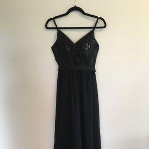 Black Prom/Bridesmaid Dress - White by Vera Wang
